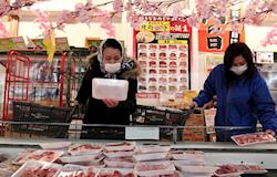 Japoneses estão consumindo mais carne