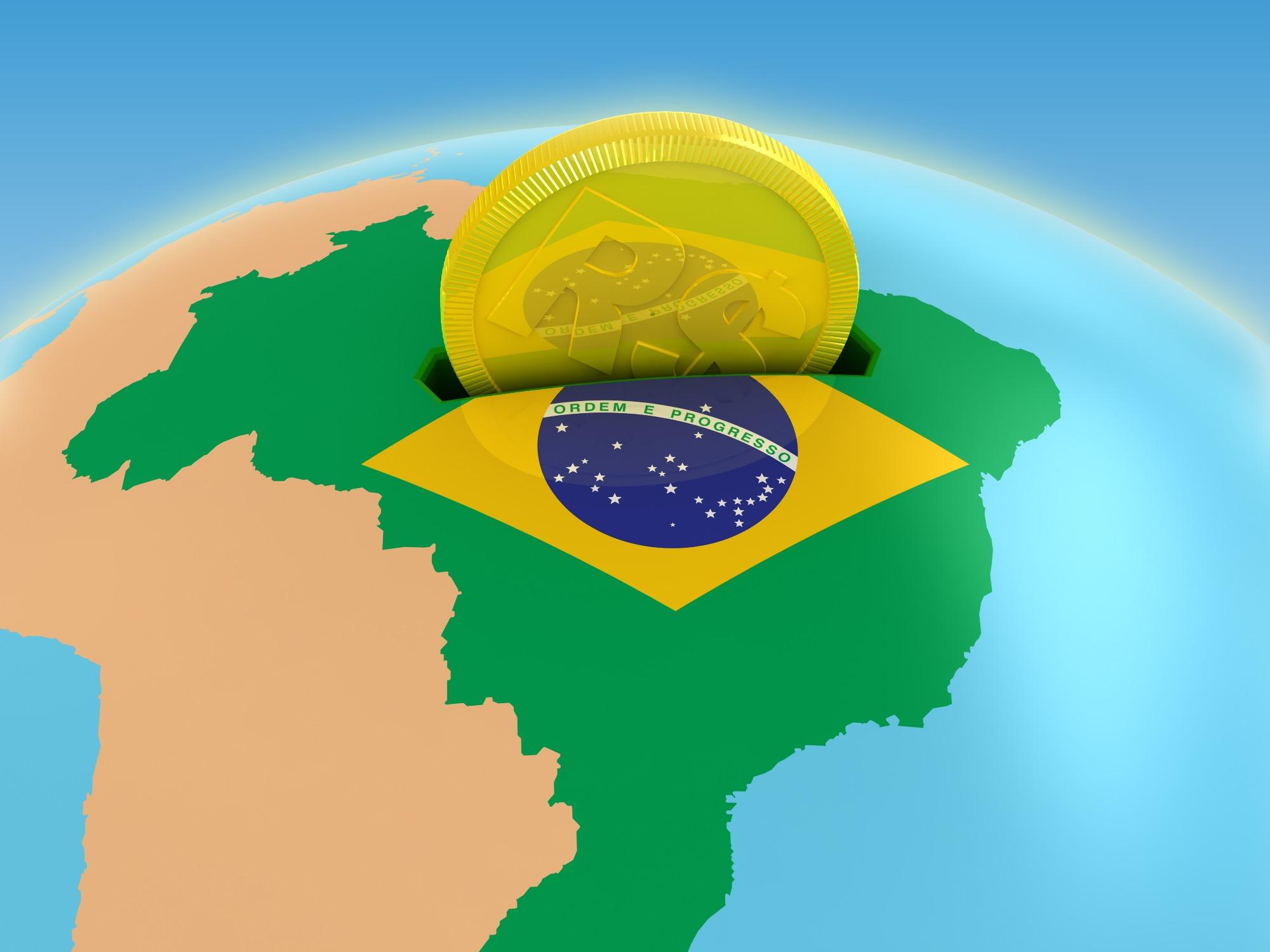 Até 2050, Brasil deve se consolidar como a 5ª maior economia do mundo