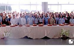 Tectron promove café da manhã em homenagem ao Dia da Mulher