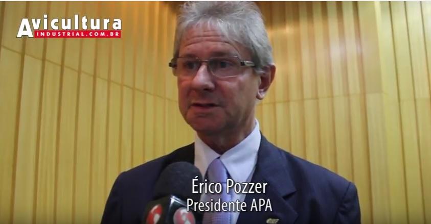 Brasil ainda vai continuar abastecendo mercado externo, afirma Érico Pozzer
