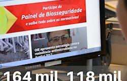Portal Avicultura Industrial alcança mais de 115 mil acessos e pageviews em apenas um mês