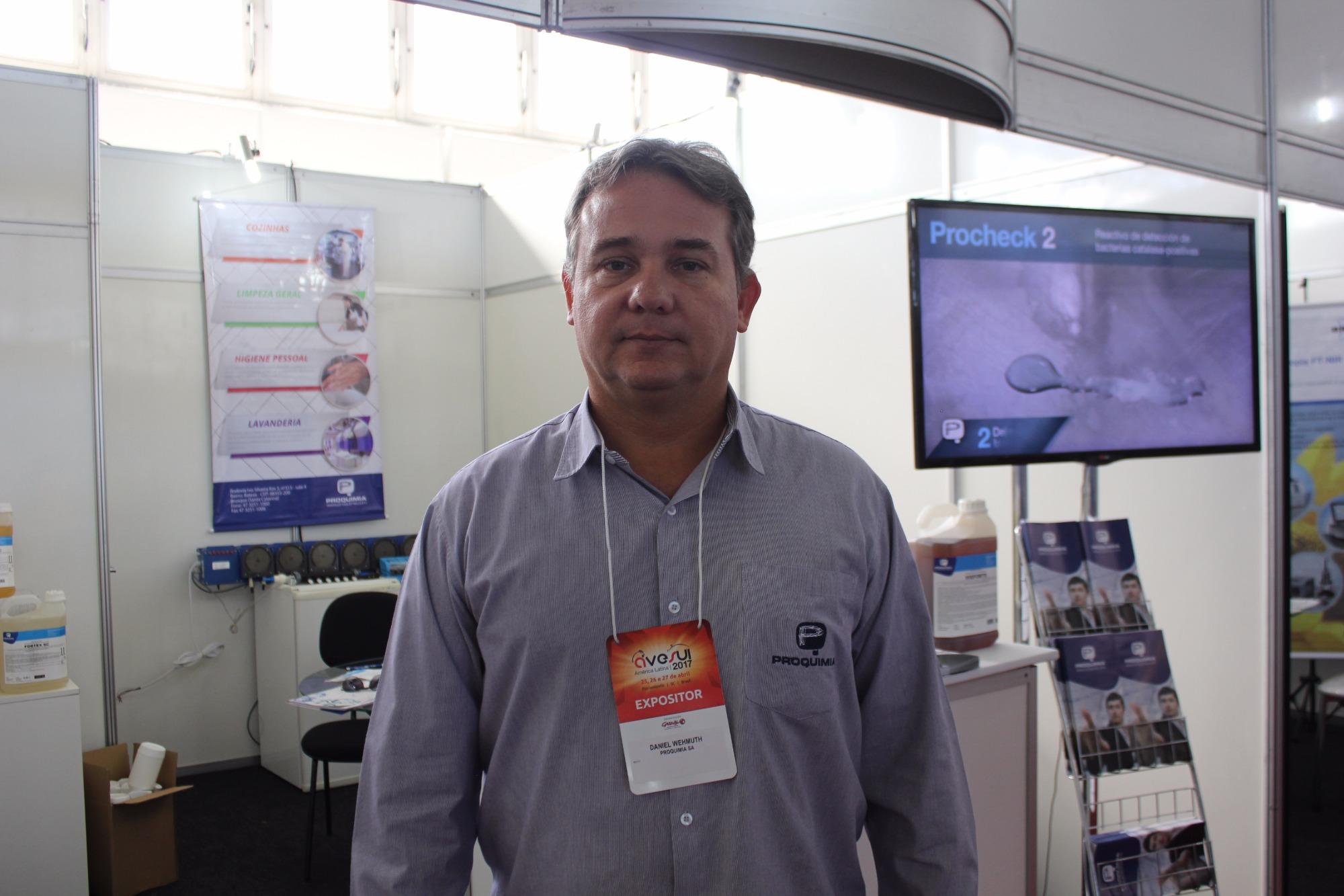 Espanhola Proquimia avança no mercado brasileiro com produtos de higienização