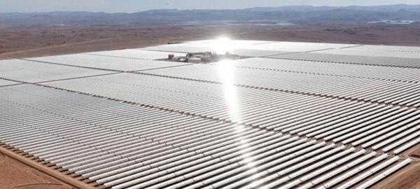 Megausina solar em deserto no Marrocos pretende abastecer a Europa